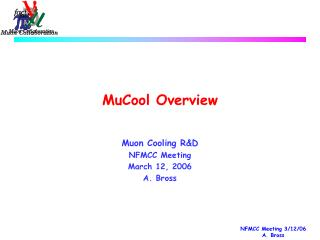 MuCool Overview