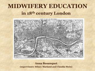 MIDWIFERY EDUCATION