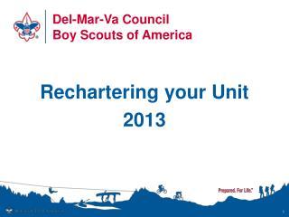 Del-Mar- Va  Council Boy Scouts of America