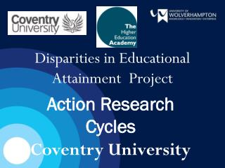 Disparities in Educational Attainment  Project