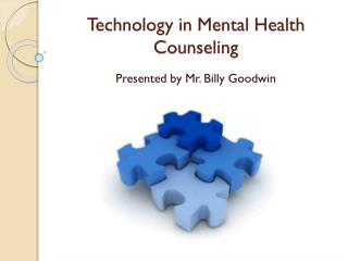 Technology in Mental Health Counseling