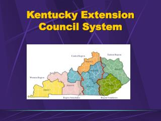 Kentucky Extension  Council System