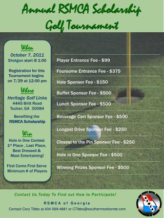 Player Entrance Fee - $99