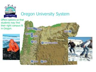Oregon University System