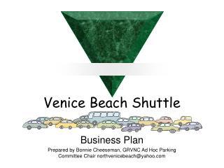 Venice Beach Shuttle
