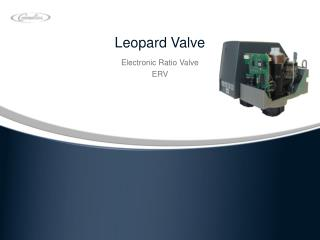 Leopard Valve