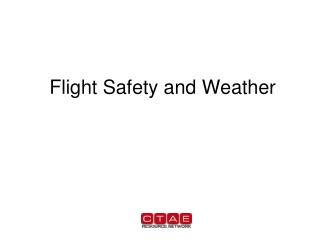 Flight Standards Service