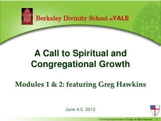 Berkeley Divinity School  at YALE
