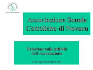 Associazione Scuole Cattoliche di Novara