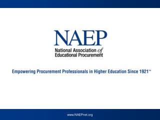 www.NAEPnet.org
