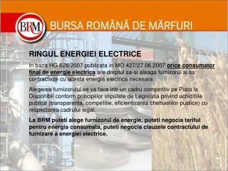 RINGUL ENERGIEI ELECTRICE
