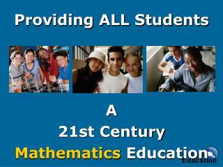 Providing ALL Students