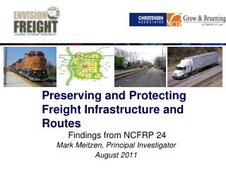 Preserving and Protecting Freight Infrastructure and Routes