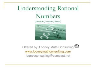 Understanding Rational Numbers (Fractions, Percents, Ratios)