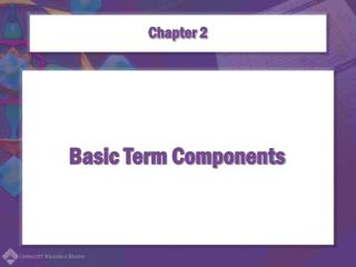 Basic Term Components