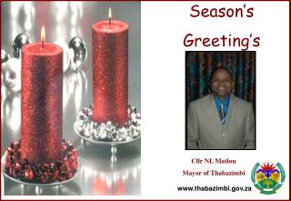 Season�s Greeting�s