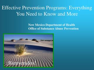 Effective Prevention Programs: Everything You Need to Know and More