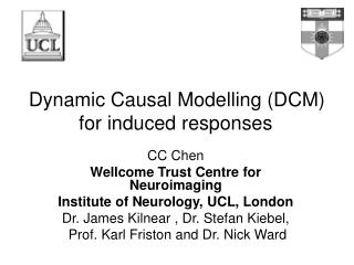 Dynamic Causal Modelling (DCM) for induced responses