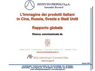 20129 MILANO – Via Benvenuto Cellini, 2/A – Tel. 02 54123098 – Fax:  02 5455493