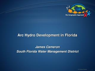 Arc Hydro Development in Florida