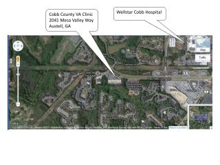 Cobb County VA Clinic 2041 Mesa Valley Way Austell, GA