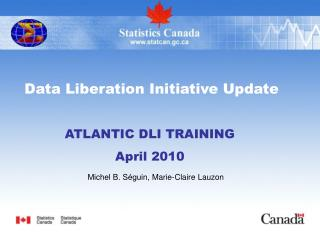 Data Liberation Initiative Update