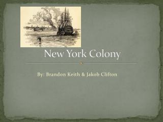New York Colony