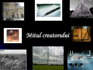 Mitul creatorului