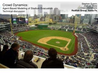Crowd Dynamics: Agent-Based Modeling of Stadium Evacuation Technical discussion