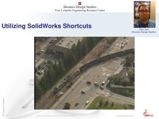 Utilizing SolidWorks Shortcuts