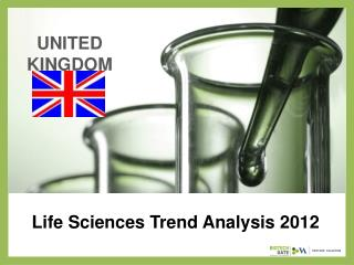 Life Sciences Trend Analysis 2012