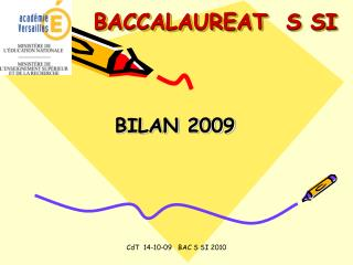 BACCALAUREAT  S SI