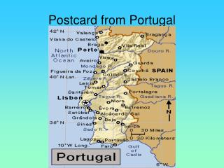 Postcard from Portugal