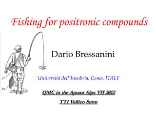 Fishing for positronic compounds