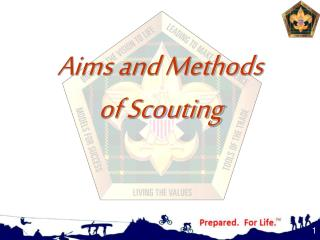 Aims and Methods of Scouting