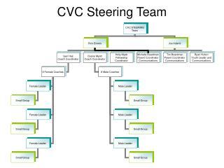 CVC Steering Team