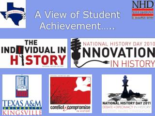 A View of Student Achievement…..
