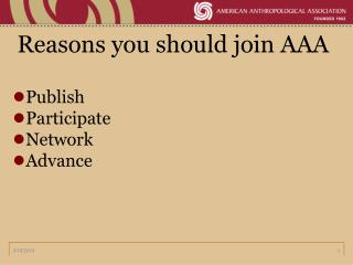 Reasons you should join AAA