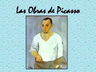 Las Obras de Picasso