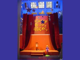 MUSEO DE LOS NIÑOS ABASTO                VACACIONES DE INVIERNO 2008