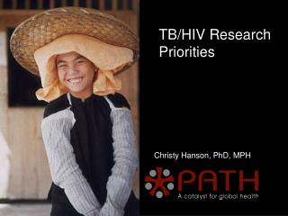 TB/HIV Research Priorities