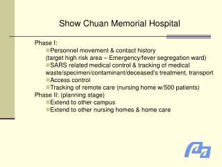 Show Chuan Memorial Hospital