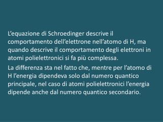 Chimica 4