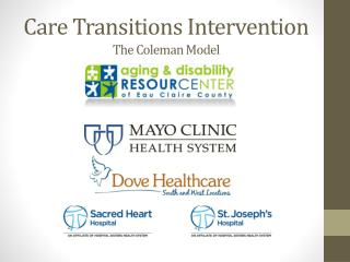 Care Transitions Intervention The Coleman Model