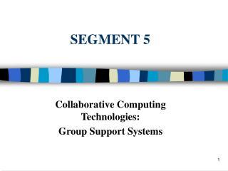 SEGMENT 5