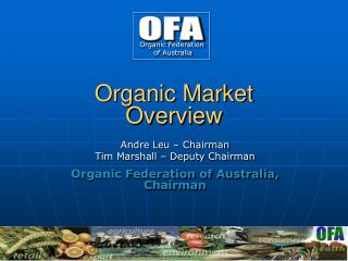 Organic Market Overview