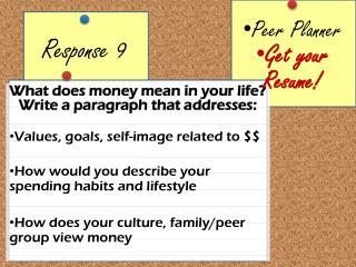 Response 9