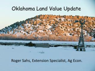 Oklahoma Land Value Update