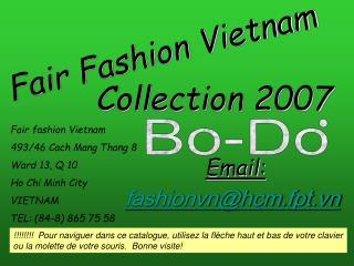 Fair Fashion Vietnam