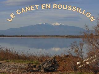LE CANET EN ROUSSILLON
